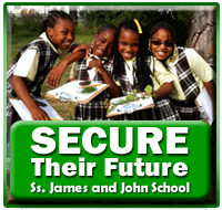 SECURE Their Future - Ss. James and John School