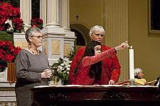 Dressing Altar