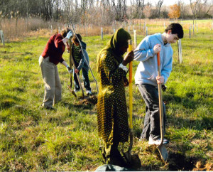 interfaith_tree planting